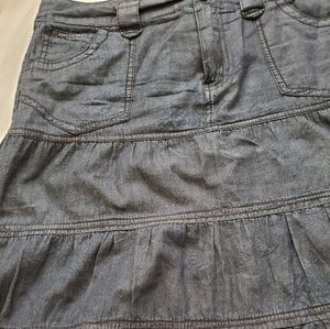 Baccini Skirts - Baccini Denim skirt